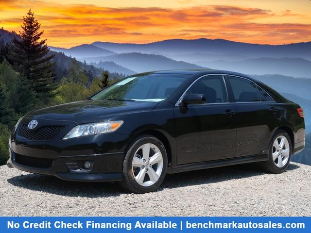 A used 2011 Toyota Camry SE Asheville NC