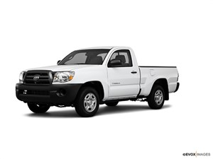 2010 Toyota Tacoma Pickup 2D 6 ft