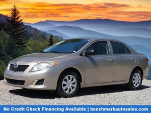 2009 Toyota Corolla Base 4dr Sedan 4A