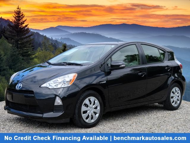 A used 2013 Toyota Prius c Four Hatchback 4D Asheville NC