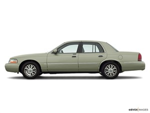 2005 Mercury Grand Marquis LS Premium Sedan 4D