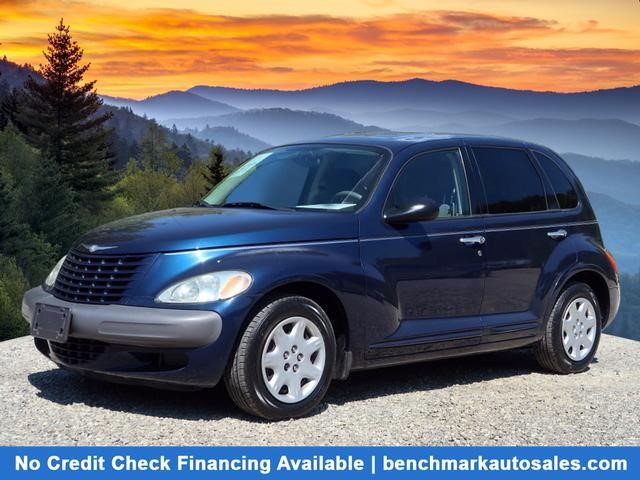 A used 2002 Chrysler PT Cruiser Sport Wagon 4D Asheville NC