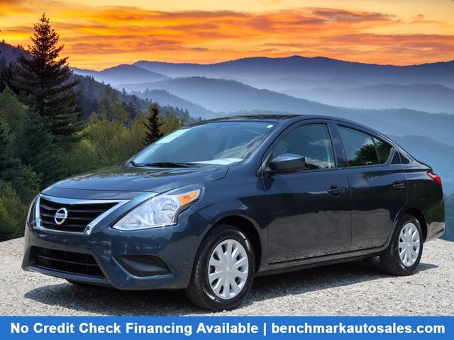A used 2016 Nissan Versa 1.6 S Asheville NC