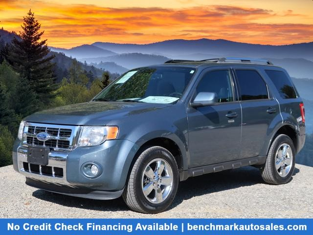 A used 2011 Ford Escape Limited Sport Utility 4D Asheville NC
