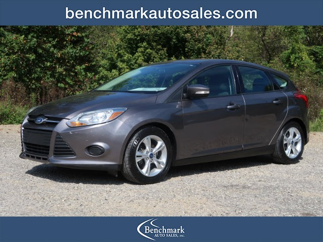A used 2014 Ford Focus SE Asheville NC