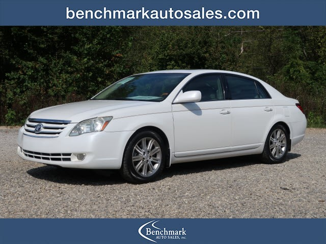 A used 2006 Toyota Avalon Limited Asheville NC