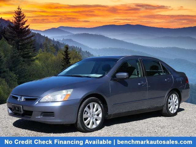 A used 2007 Honda Accord Special Edition V-6 Asheville NC