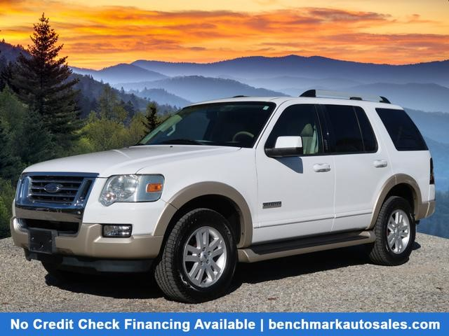 A used 2007 Ford Explorer Eddie Bauer Asheville NC
