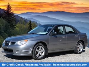 2007 Subaru Impreza AWD 2.5 I