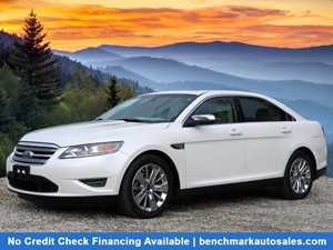 2011 Ford Taurus Limited Sedan 4D