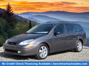 2002 Ford Focus ZTW Wagon 4D