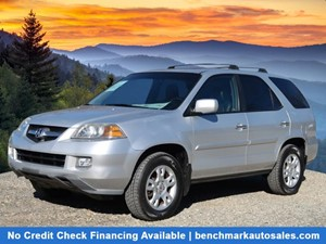 2005 Acura MDX Touring Sport Utility 4D