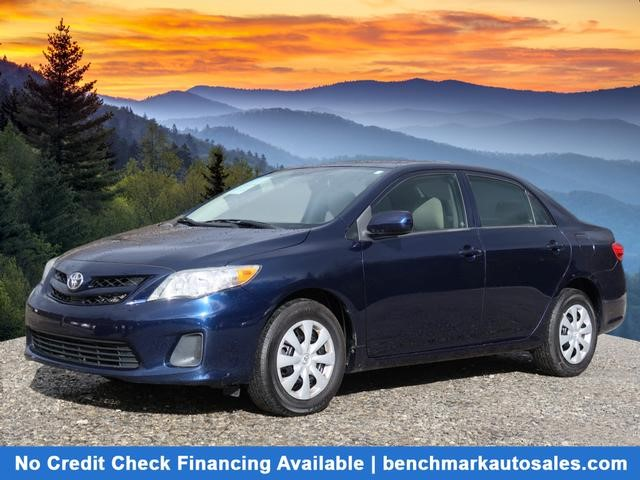 A used 2012 Toyota Corolla L Asheville NC