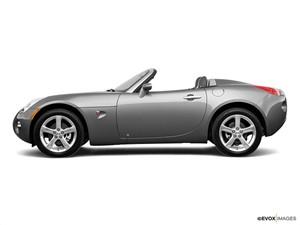 2006 Pontiac Solstice Convertible 2D