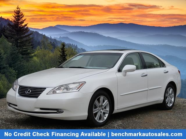 A used 2009 Lexus ES 350 ES 350 Sedan 4D Asheville NC