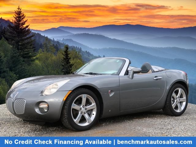 A used 2006 Pontiac Solstice Convertible 2D Asheville NC