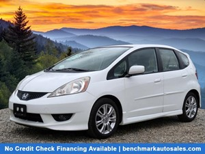 2011 Honda Fit Sport Hatchback 4D