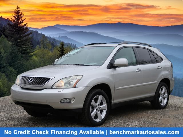 A used 2008 Lexus RX 350 4dr SUV Asheville NC