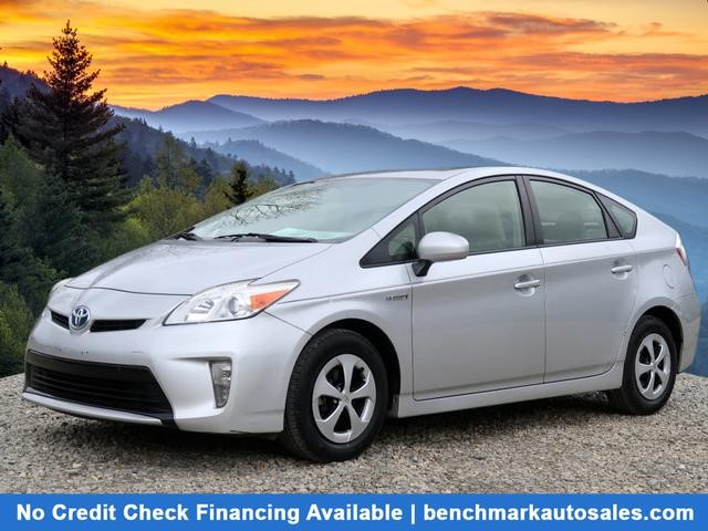 A used 2012 Toyota Prius Five Hatchback 4D Asheville NC