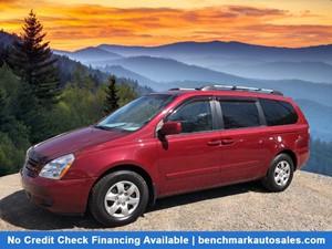 2008 Kia Sedona LX Minivan 4D