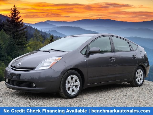 A used 2008 Toyota Prius Base Asheville NC