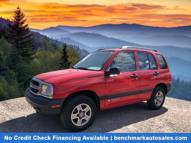Chevrolet Tracker Sport Utility 4D in Asheville