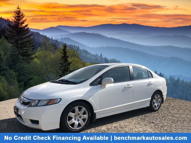 A used 2011 Honda Civic LX Asheville NC