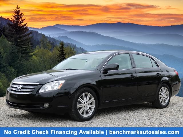 A used 2007 Toyota Avalon Limited Asheville NC