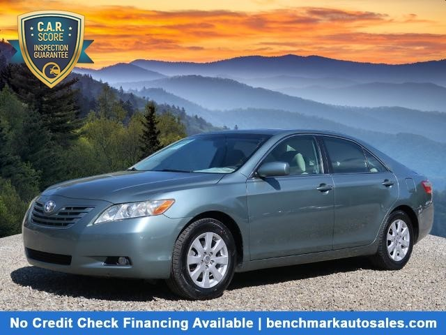 A used 2008 Toyota Camry XLE Asheville NC