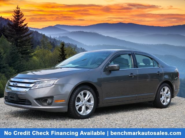 A used 2012 Ford Fusion SE Asheville NC