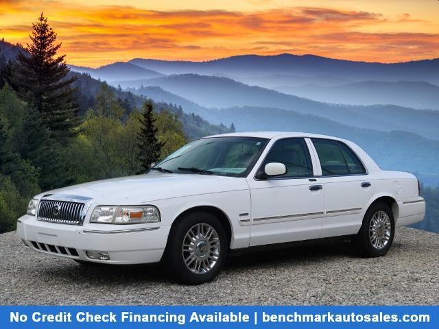 A used 2009 Mercury Grand Marquis LS Asheville NC