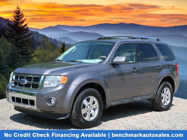 A used 2011 Ford Escape Limited Asheville NC