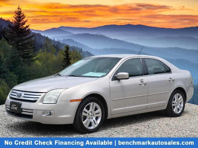 A used 2009 Ford Fusion V6 SEL Asheville NC