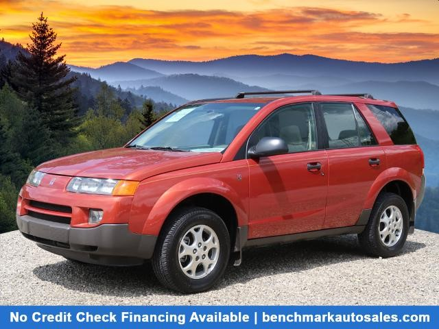 A used 2002 Saturn Vue AWD Asheville NC