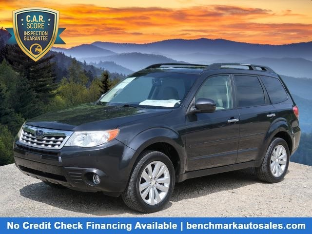 A used 2011 Subaru Forester 2.5X Limited Asheville NC