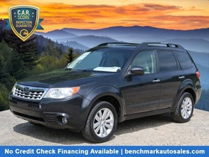 2011 Subaru Forester AWD 2.5X Limited