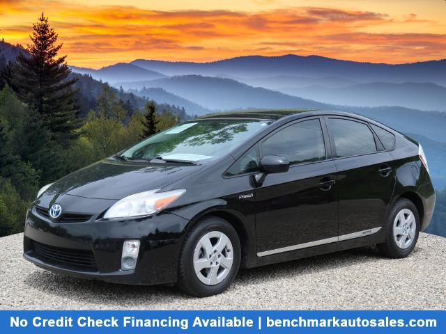 A used 2011 Toyota Prius Five Asheville NC