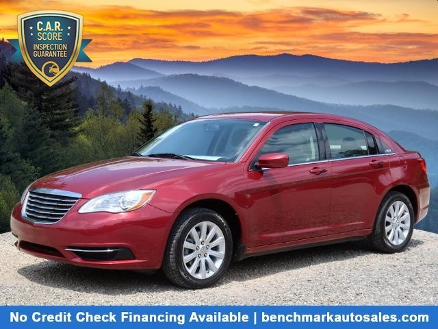 A used 2012 Chrysler 200 Touring Asheville NC