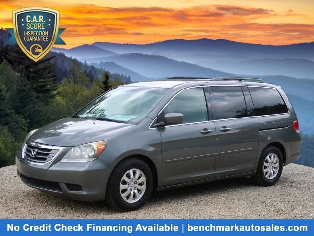 A used 2008 Honda Odyssey EX Asheville NC