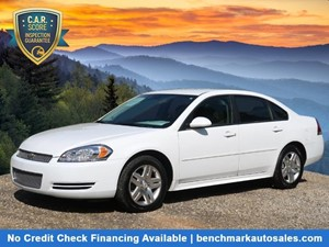 2012 Chevrolet Impala LT Fleet