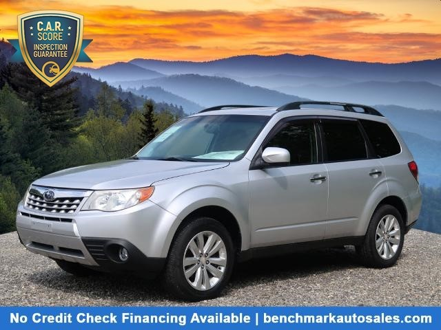 Subaru Forester AWD 2.5x Limited in Asheville