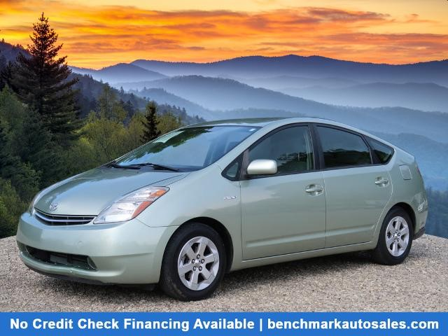 A used 2008 Toyota Prius Hatchback 4D Asheville NC