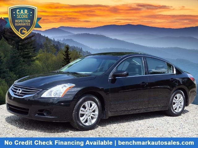 A used 2012 Nissan Altima 2.5 S Asheville NC