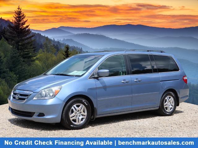 Honda Odyssey EX-L Minivan 4D in Asheville
