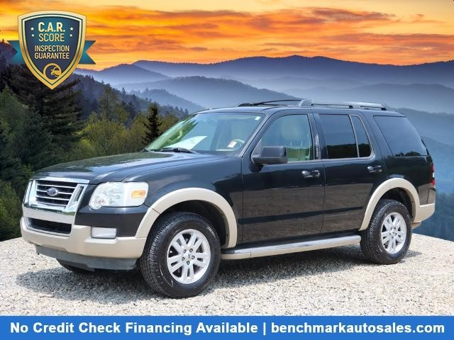A used 2010 Ford Explorer Eddie Bauer Asheville NC