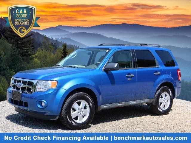 A used 2011 Ford Escape XLT Asheville NC
