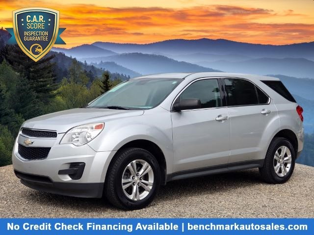 A used 2014 Chevrolet Equinox AWD LS Asheville NC