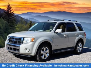 2008 Ford Escape Limited Sport Utility 4D