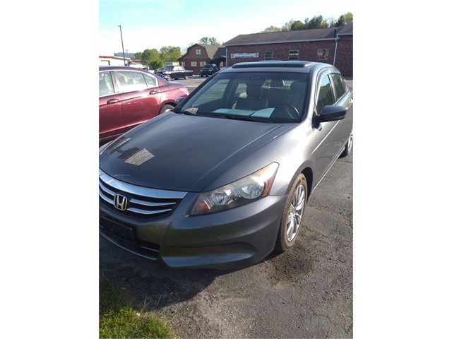 2012 Honda Accord EX-L Sedan AT for sale by dealer