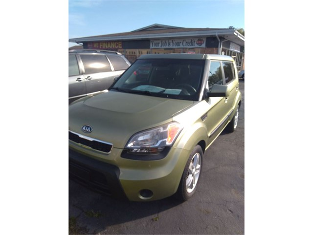 2011 KIA SOUL for sale by dealer